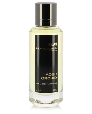 Eau de parfum Aoud Orchid - 60 ml MANCERA