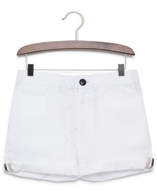 Shorts aus Baumwolle Tina BURBERRY