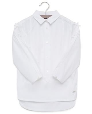 Hemd aus Baumwollmix Beladine BURBERRY