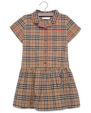 Melanie cotton dress BURBERRY