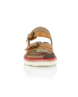 Sandalen aus Leder Rickman BURBERRY