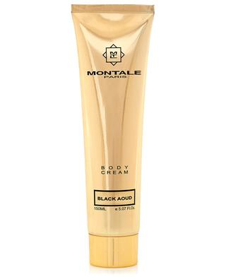 Black Aoud body cream MONTALE