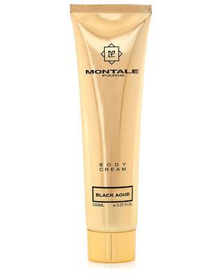 Black Aoud body cream MONTALE
