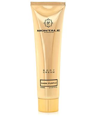 Dark Purple body cream MONTALE