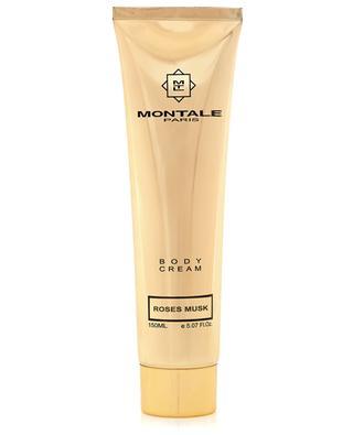 Roses Musk body cream MONTALE