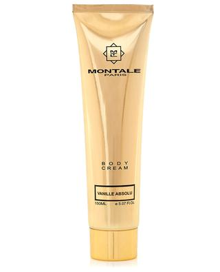 Vanille Absolu body cream MONTALE