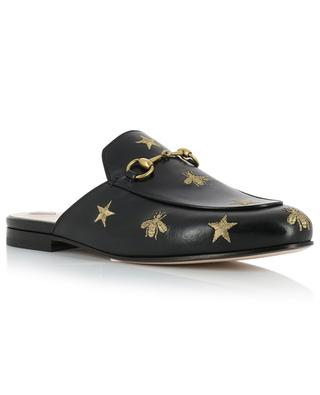 Quentin Princeton leather mules GUCCI