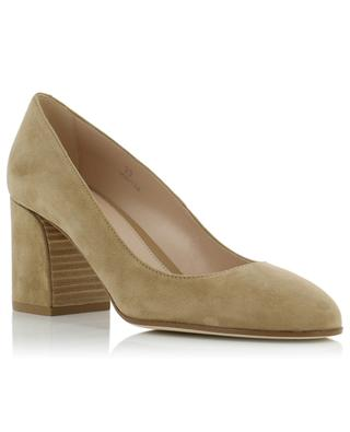 Suede pumps TOD'S