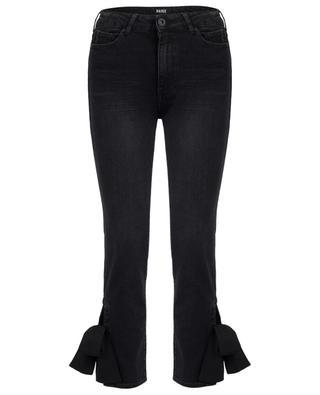 Jeans droit Jacqueline Straight Bows PAIGE