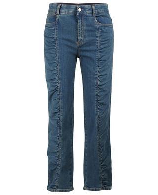 Gerade Jeans mit Steppnähten STELLA MCCARTNEY