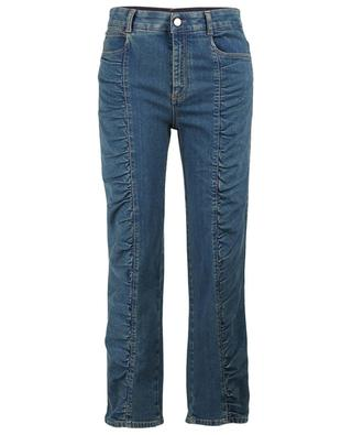 Straight fit jeans with topstitching STELLA MCCARTNEY