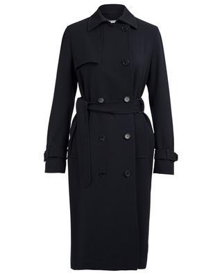 Leichter Mantel aus Wolle AKRIS PUNTO