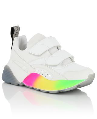 Eclypse Rainbow fabric sneakers STELLA MCCARTNEY