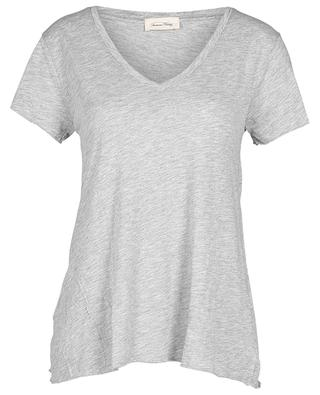 T-shirt en coton et viscose Jacksonville AMERICAN VINTAGE