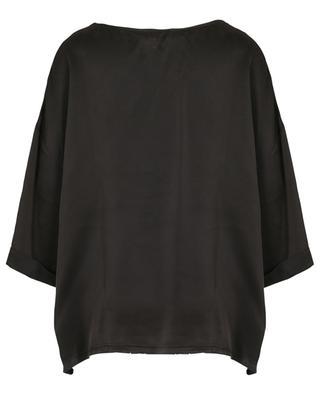 Kassaway oversize silk top AMERICAN VINTAGE