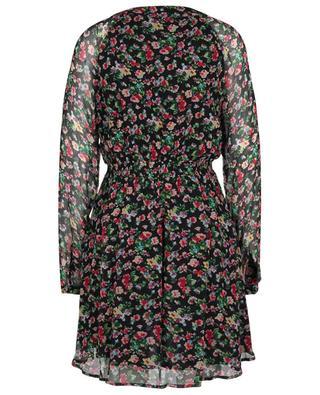 Long-sleeved floral viscose dress AMERICAN VINTAGE
