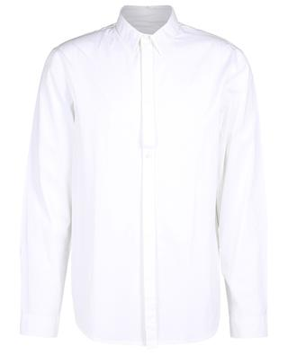 Detached Placket poplin shirt HELMUT LANG
