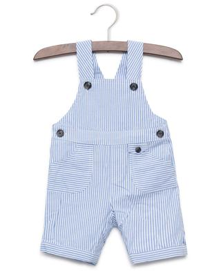 Badminton cotton dungarees TARTINE ET CHOCOLAT