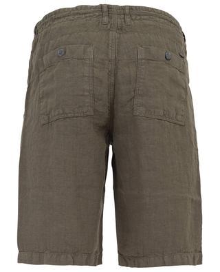 Linen shorts WOOLRICH