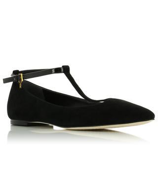 Chaussures plates à bride Ashton TORY BURCH