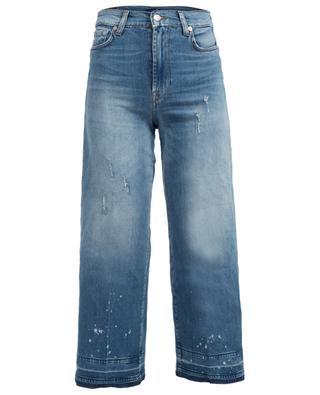 Gekürzte Bootcut-Jeans Marnie Unrolled 7 FOR ALL MANKIND