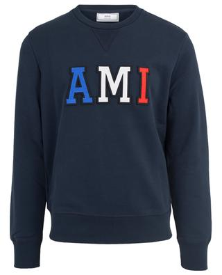 Sweatshirt aus Baumwolle AMI