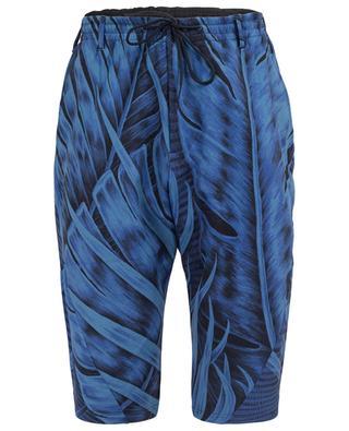 Cotton blend Bermuda shorts ADIDAS Y-3