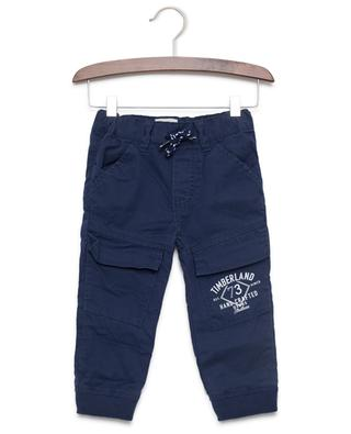 Cotton cargo trousers TIMBERLAND