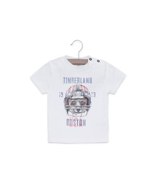 Printed cotton T-shirt TIMBERLAND
