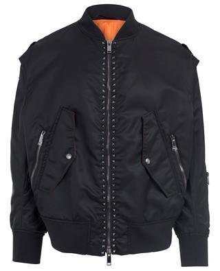 Rockstud Untitled 15. bomber jacket VALENTINO