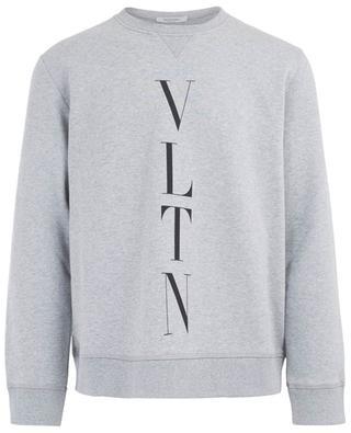 Sweatshirt aus Baumwollmix VLTN VALENTINO