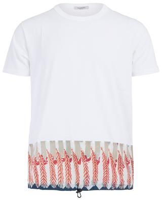 Cotton T-shirt VALENTINO