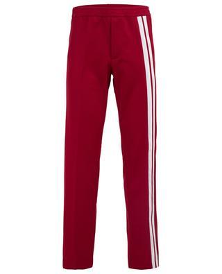 Cotton blend jogging trousers VALENTINO