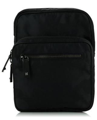 Camouflage fabric messenger bag VALENTINO