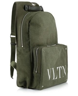 Rucksack aus Segeltuch VLTN VALENTINO