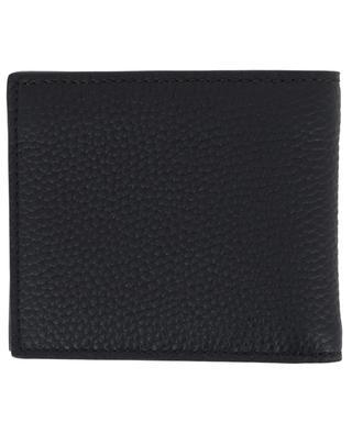 Brieftasche aus genarbtem Leder BURBERRY