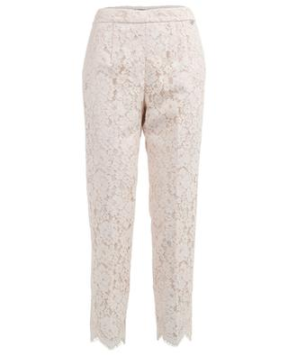 Lace trousers TWINSET