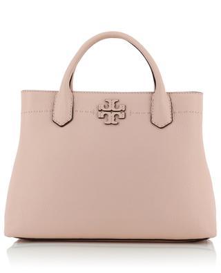 McGraw grained leather handbag TORY BURCH
