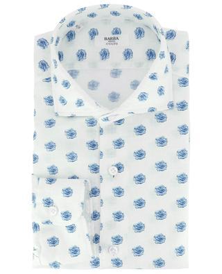 Linen and cotton shirt BARBA