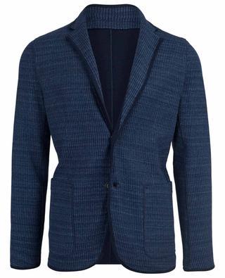 Cotton and linen blazer PAOLO PECORA