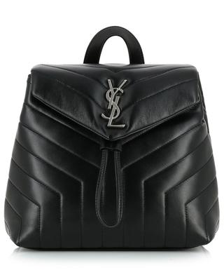 Small Loulou Backpack SAINT LAURENT PARIS