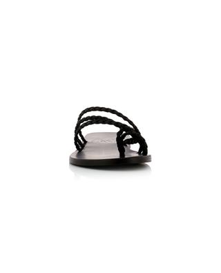 Sandalen aus Satin Amalia ANCIENT GREEK SANDALS