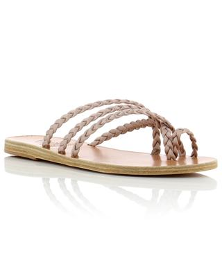 Amalia satin sandals ANCIENT GREEK SANDAL