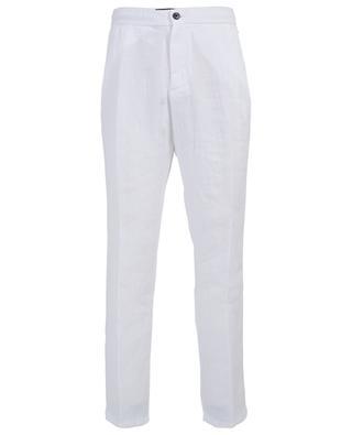 Pantalon en lin Z ZEGNA