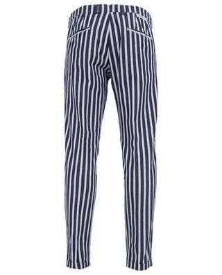 Pantalon rayé en coton mélangé Sc Capri BERWICH