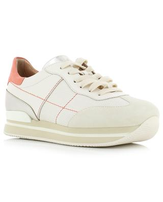 H222 Nuovo Sport leather sneakers HOGAN