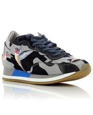 Étoile Tropical Bird fabric sneakers PHILIPPE MODEL