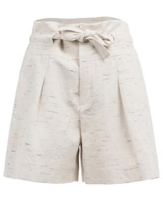 Cotton blend shorts CHLOE