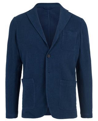Linen and cotton blazer ALTEA