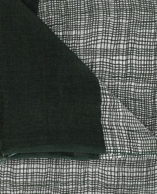 Leichter Schal aus Leinen ALTEA